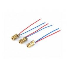 Laser Diode 3V 650NM PACK