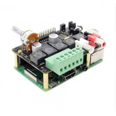 Raspberry Pi DAC Audio Expansion Board
