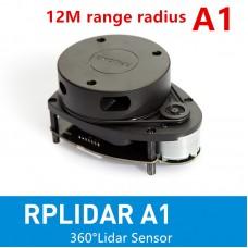 RPLIDAR A1M8 - 360-Degree Laser Scanner Development Kit